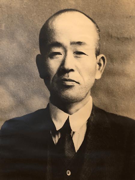 初代 田野辺隆三