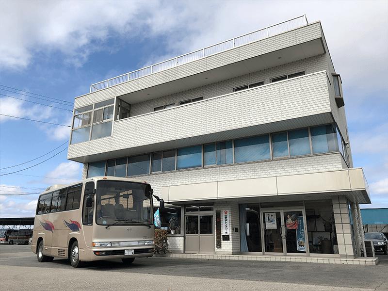 田野辺レンタカー有限会社本社