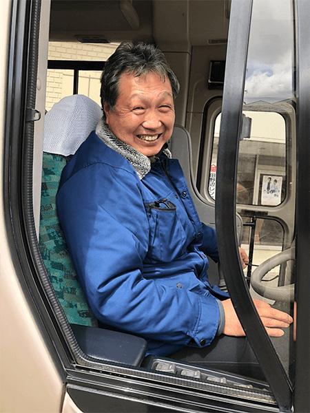 田野辺レンタカー営業担当 山本悦男